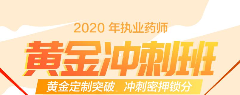 2020年执业药师【黄金冲刺班】_02.png